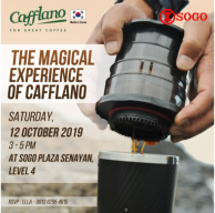 The Magical Experience of Cafflano