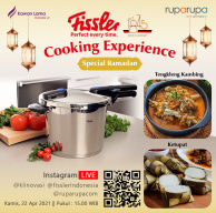 Fissler Cooking Experience Special Ramadhan