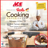 ACE - Fissler Cooking Experience