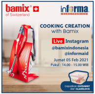 Cooking Creation with Bamix