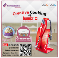 Creative Cooking with Bamix