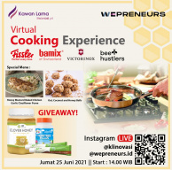 Virtual Cooking Experience with Fissler, Bamix, and Victorinox